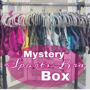 Mystery Sports Bra Box #1
